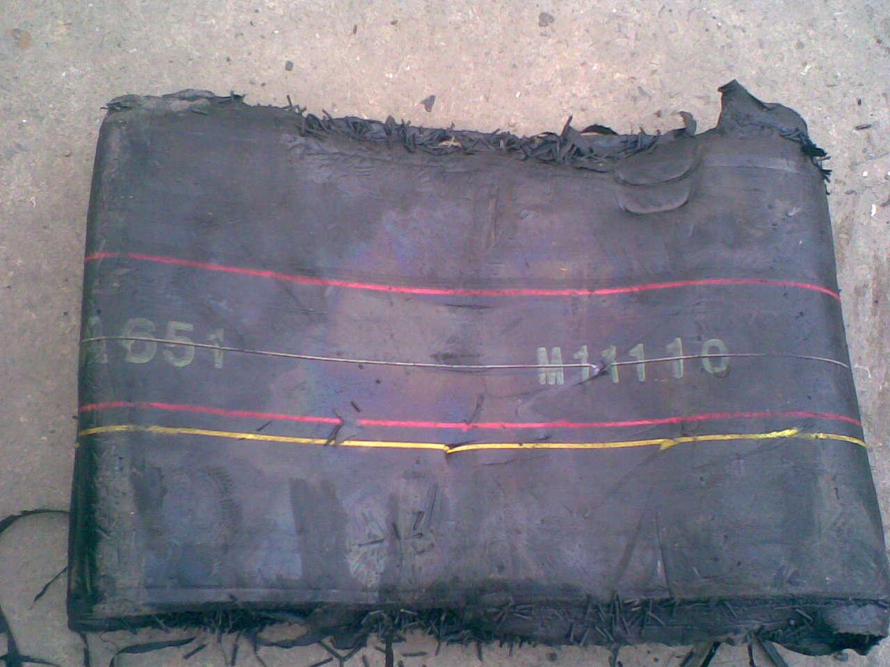 Tire tread rubber compound