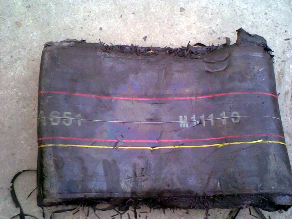 Unvulcanized rubber