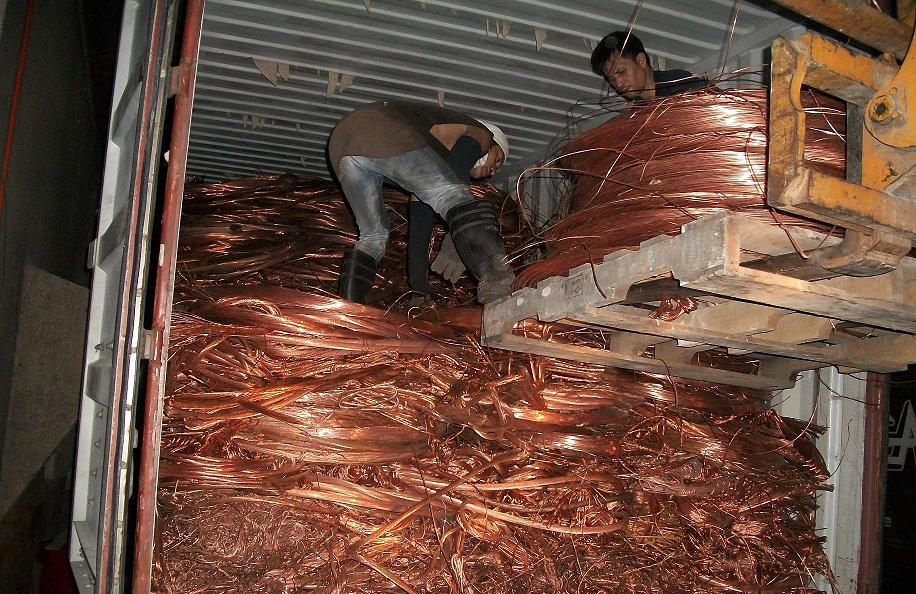Copper wire scrap Urgently