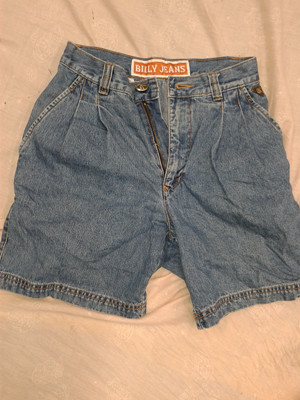 secondhand clothing-jeans short pants