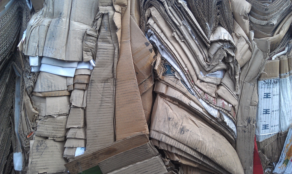 Waste Paper ONP, OCC, SOP available for shipment