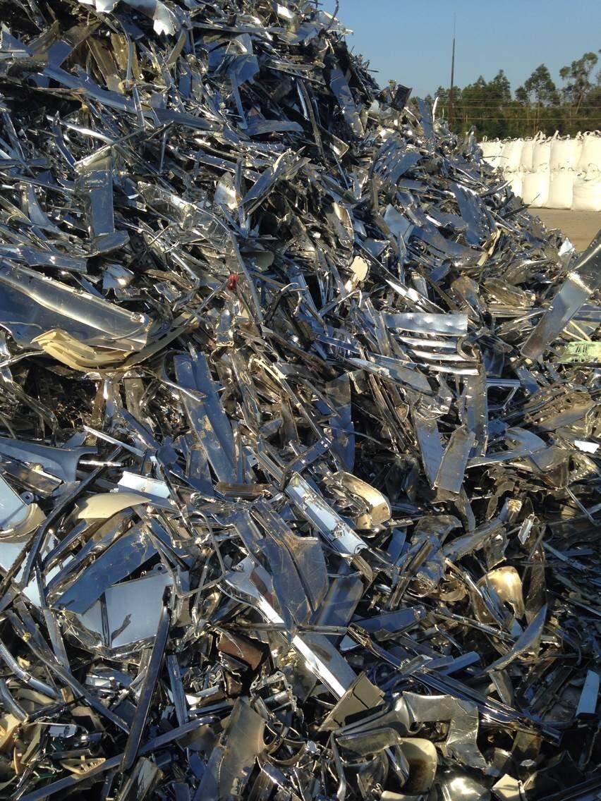 Nickel& Copper Plating ABS Scrap